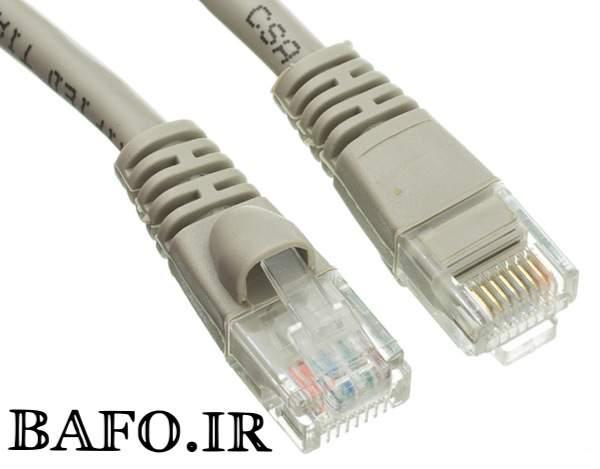 کابل شبکه cat6 2m bafo