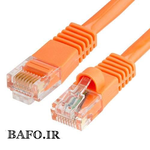 قیمت کابل شبکه کت۶ بافو