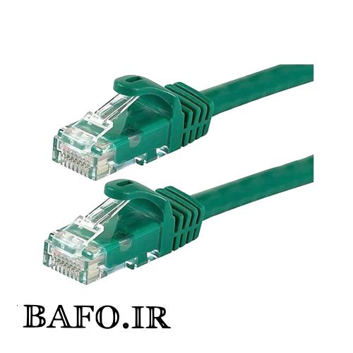 کابل شبکه cat6 0.3m bafo
