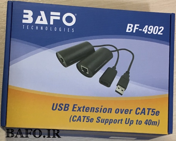 اکستندر USB بافو ۴۰ متر