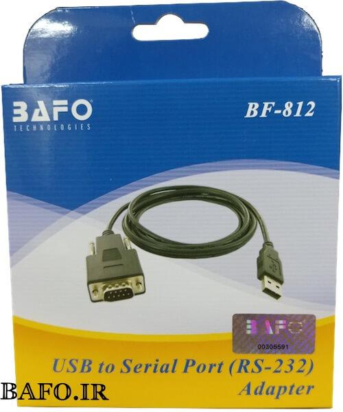 تبدیل USB به سریال بافو مدل BF-812