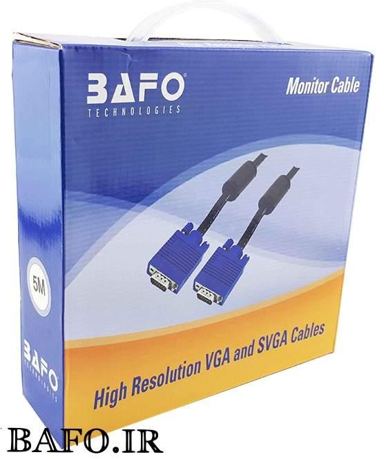 کابل 50 متری VGA بافو | کابل مانیتور 50 متری | BAFO